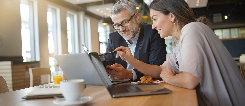 Soluciones de software de gestión empresarial DICE Office Matrix Sales