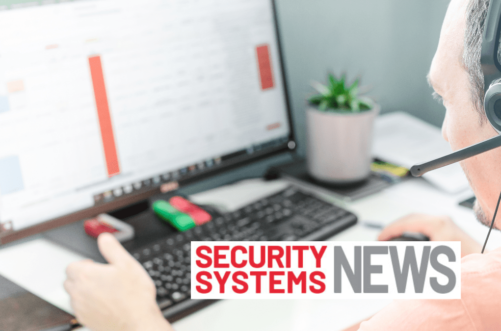 DICE Helps Monitoring Stations Stay Operational During Pandemic – Featured In Security Systems News