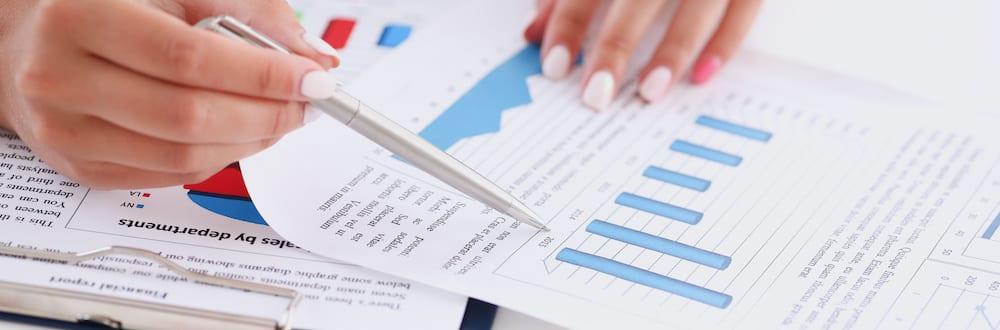 Soluciones de software de gestión empresarial DICE Office Matrix Accounting
