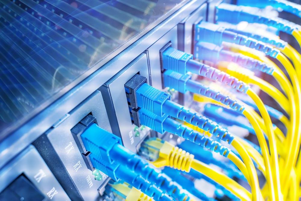 Telecom ISP Switch