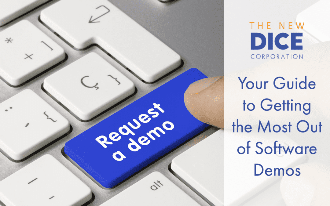 Getting the Most Out of Software Demos
