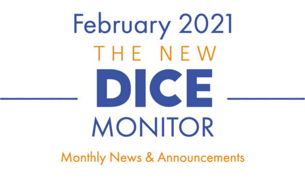 The New DICE MONITOR February 2021