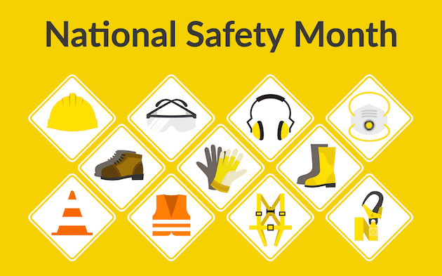 Celebrate National Safety Month with Tips for a Safer Workplace