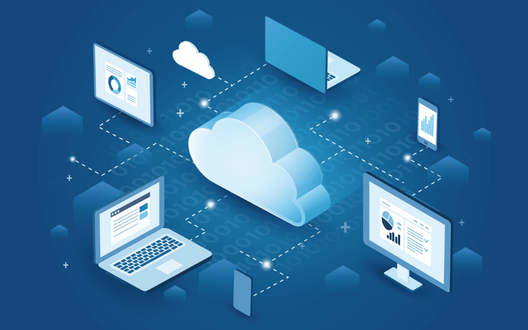 Cloud Technology Promotes Business Growth